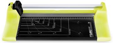 Dahle rolsnijmachine 507 voor ft A4, capaciteit: 8 vel, groen