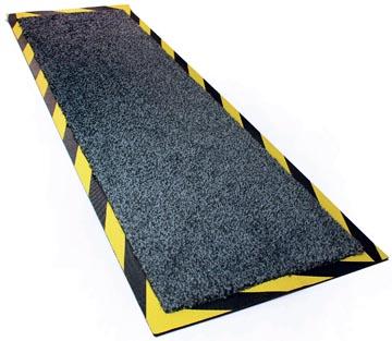 Cleartex opvallende kabelmat Kablemat , voorzien van een antislip ondergrond, ft 40 x 120 cm
