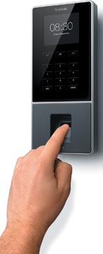 Safescan tijdsregistratiesysteem TimeMoto 626