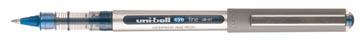 Uni-ball roller Eye Fine en Micro Fine, schrijfbreedte 0,5 mm, punt 0,7 mm, blauw